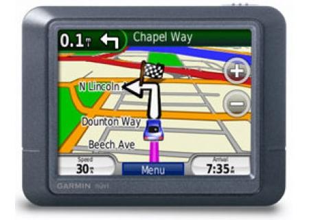 Garmin - 010-00717-20 - Portable GPS Navigation