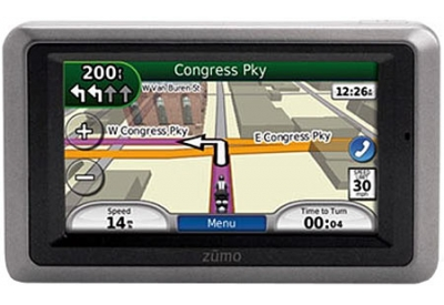 Garmin - 010-00727-00 - Motorcycle GPS