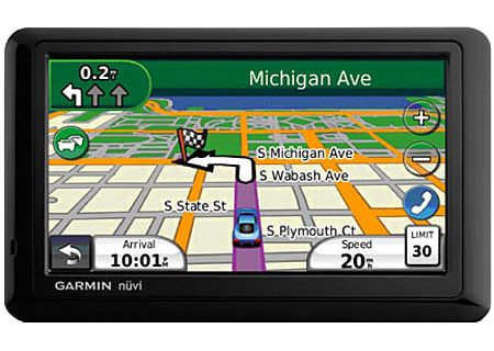 Garmin - 010-00810-05 - Portable GPS Navigation