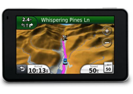 Garmin - 0100085820 - Portable GPS Navigation