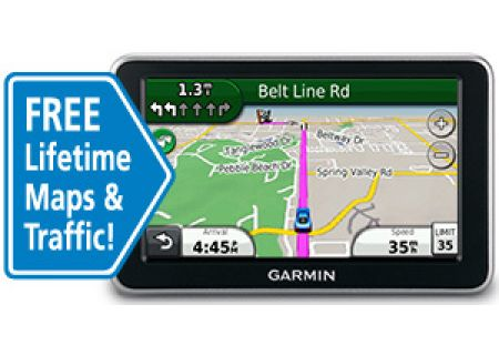 Garmin - 010-00902-1D - Portable GPS Navigation