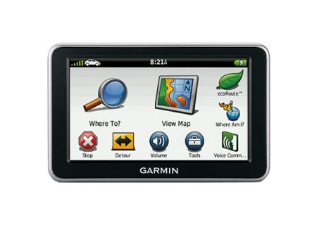 Garmin - 010-00903-07 - Portable GPS Navigation