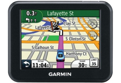 Garmin - 010-00989-01 - Portable GPS Navigation