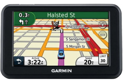 Garmin - 010-00990-21 - Portable GPS Navigation