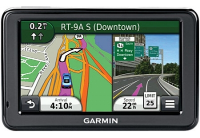 Garmin - 010-01001-00 - Portable GPS Navigation