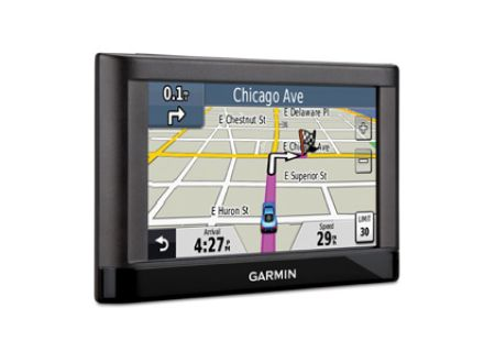 Garmin - 010-01114-01 - Portable GPS Navigation