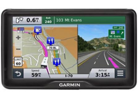 Garmin - 010-01168-00 - Portable GPS Navigation
