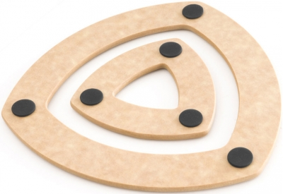 Epicurean - 01040103 - Coasters & Trivets