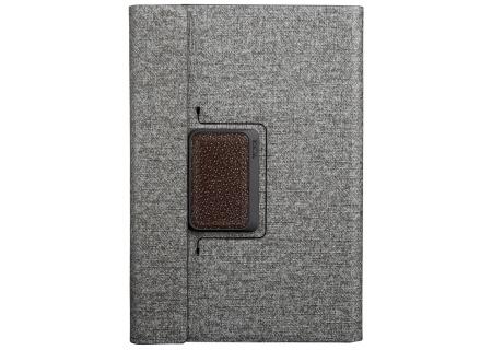 Tumi Mobile Accessory Earl Grey Rotating iPad Mini 4 Folio Case - 114215-EARL GREY