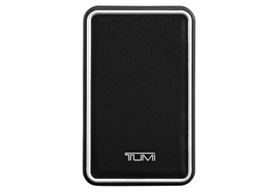 Tumi - 114400-SILVER/BLACK - Portable Phone Chargers