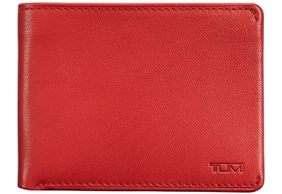 Tumi - 12634 - Crimson - Mens Wallets