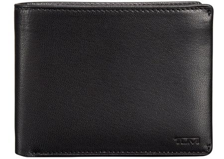 Tumi - 12635 - Black - Mens Wallets