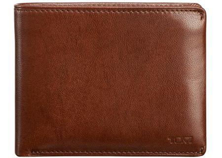 Tumi - 12635 - Teak - Mens Wallets