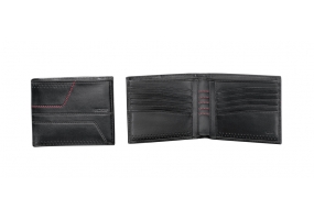 Tumi - 013033D BLACK - Men's Wallets