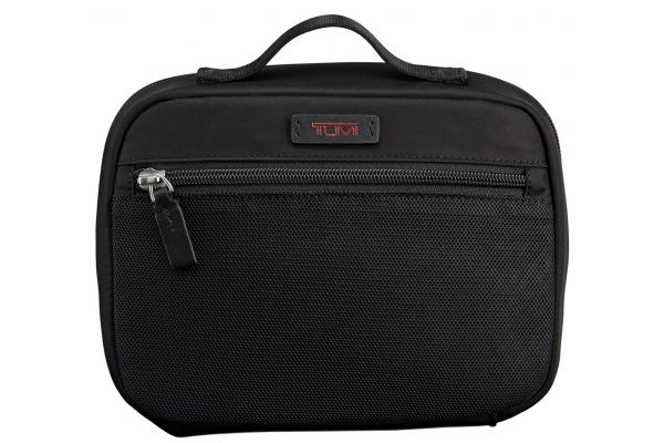 Large image of TUMI Travel Accessories Black Pouch Large - 014110D