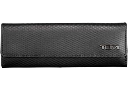Tumi - 14160 BLACK - Passport Holders, Letter Pads, & Accessories