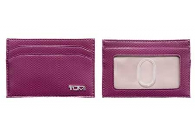 Tumi - 014170PUR - Womens Wallets