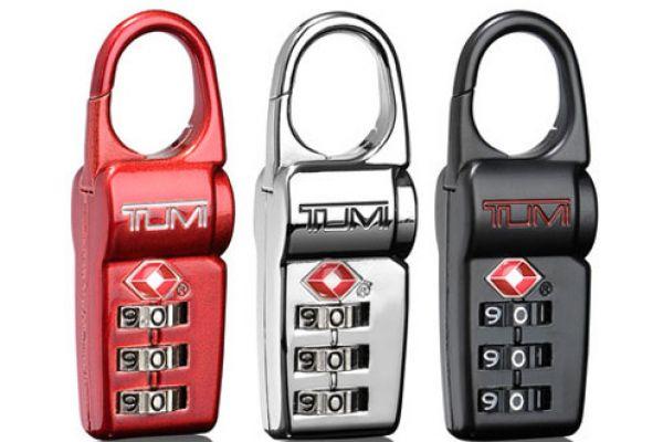 Large image of TUMI Gifts TSA Lock Box Set of 3 - 14182  -BX