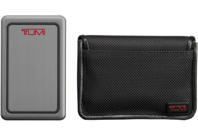 Tumi - 14376 GUNMETAL - Passport Holders, Letter Pads, & Accessories