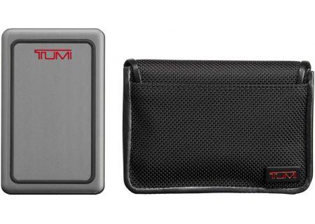 Tumi - 14376 GUNMETAL - Passport Holders, Letter Pads, & Accessories