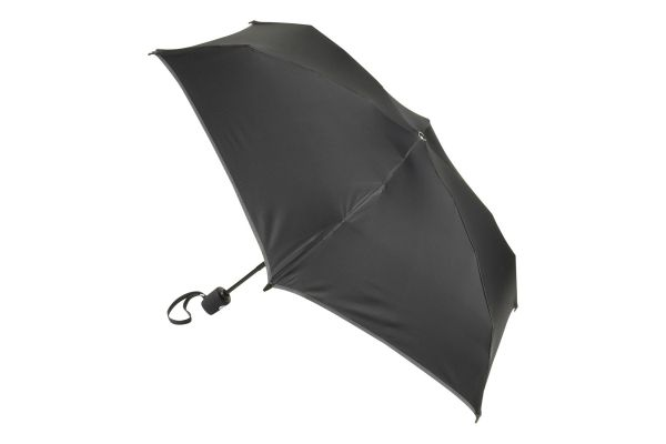 Large image of TUMI Small Black Auto Close Umbrella - 14414
