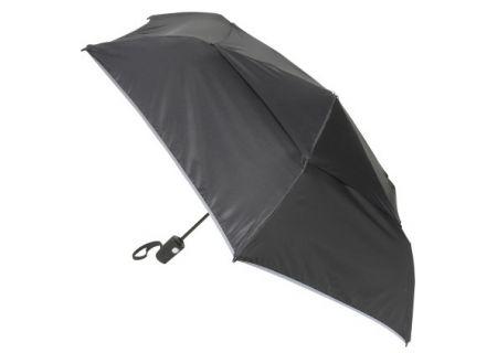 Tumi Medium Black Auto Close Umbrella - 014415D