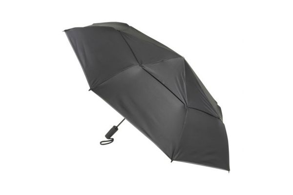 Tumi Large Black Auto Close Umbrella - 014416