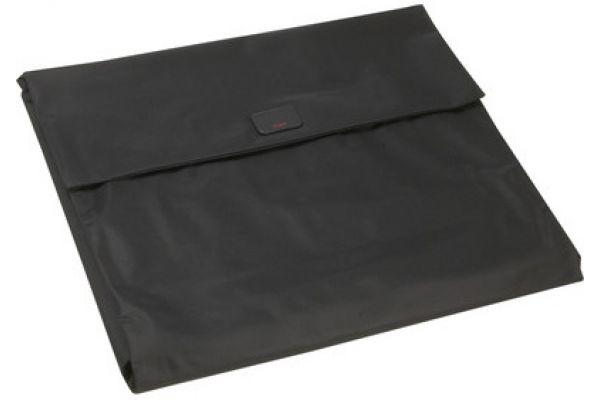 Large image of TUMI Black Medium Flat Folding Pack - 14823 - BLACK