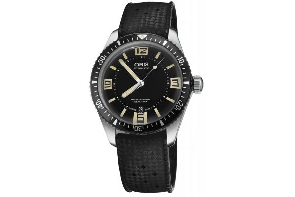 Large image of Oris Divers Sixty-Five Mens Watch - 01 733 7707 4064-07 4 20 18