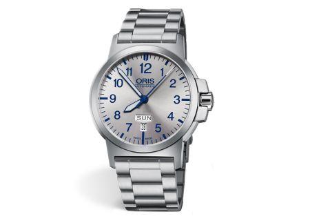 Oris Williams Stainless Steel Mens Watch - 01735764141610782203