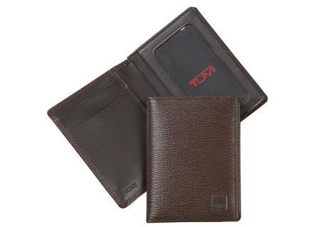 Tumi - 018256B BROWN - Mens Wallets