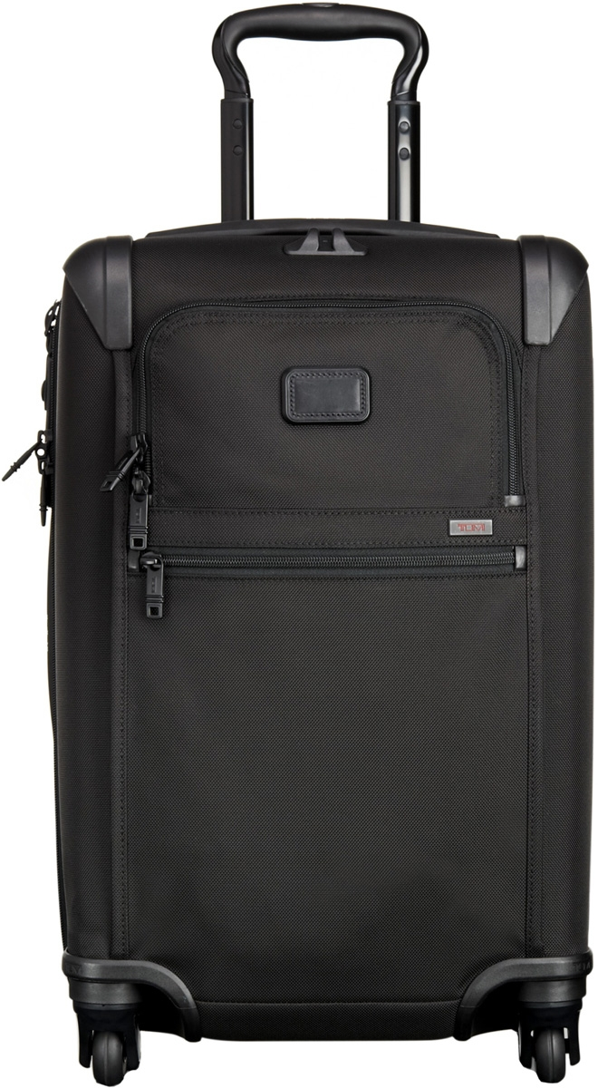 Tumi Alpha 2 Expandable 4 Wheeled Carry On 022060d2