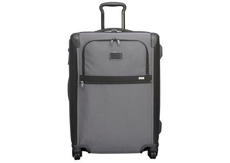Tumi Alpha 2 Pewter Short Trip Expandable 4 Wheeled Packing Case - 103834-1688