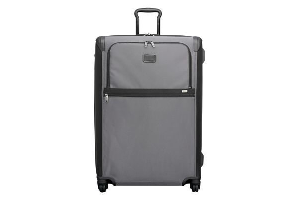 Tumi Alpha 2 Pewter Extended Trip Expandable 4 Wheeled Packing Case - 103836-1688