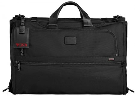 Tumi Alpha 2 Tri-Fold Carry-On Garment Bag - 22137-BLACK