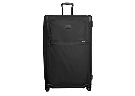 Tumi Alpha 2 Black Worldwide Trip Expandable 4 Wheeled Packing Case  - 22647-BLACK
