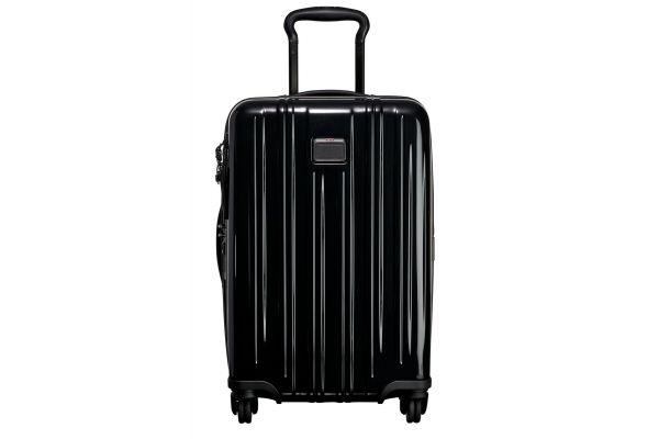 Large image of Tumi V3 Black International Expandable Carry-On - 0228260D