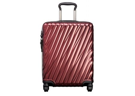 Tumi 19 Degree Polycarbonate Bordeaux Continental Carry-On - 0228661BRD