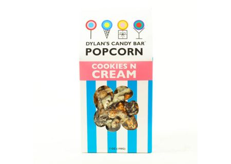 Dylans Candy Bar Cookies And Cream Popcorn - 02362