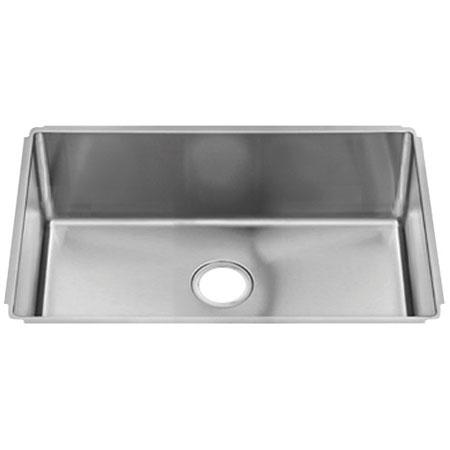 Julien J18 Stainless Single Bowl Sink 025808 Abt