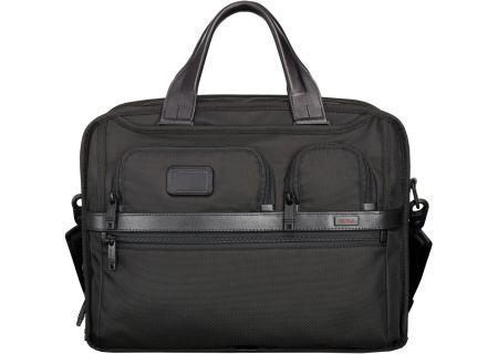 Tumi - 026145 BLACK - Briefcases