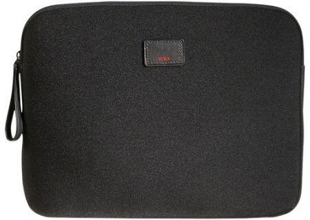 Tumi - 26152 BLACK - Passport Holders, Letter Pads, & Accessories