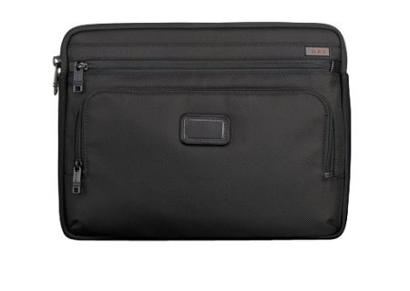 Tumi Alpha Black Medium Laptop Cover  - 026164DH