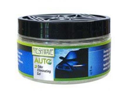 fresh wave 4 5oz auto odor eliminating gel 0277 abt. Black Bedroom Furniture Sets. Home Design Ideas