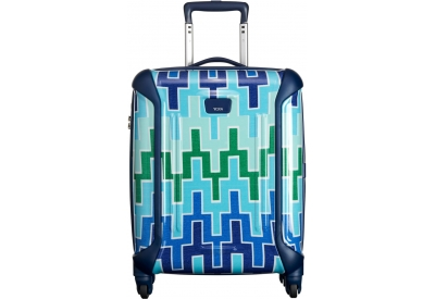 Tumi - 28001 BLUE CHEVRON - Carry-On Luggage