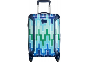 Tumi - 28020 BLUE CHEVRON - Carry-ons