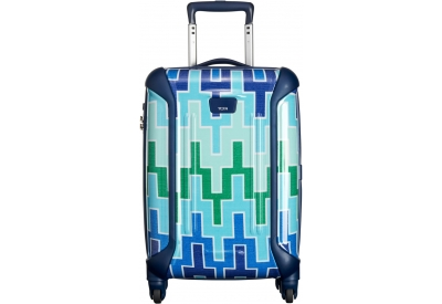 Tumi - 28020 BLUE CHEVRON - Carry-On Luggage