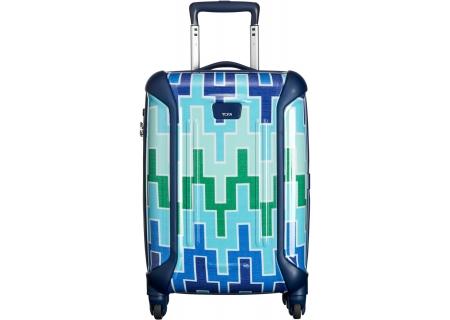 Tumi - 28020 BLUE CHEVRON - Carry-On Luggage