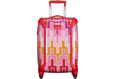 Tumi - 28020 PINK CHEVRON - Carry-On Luggage