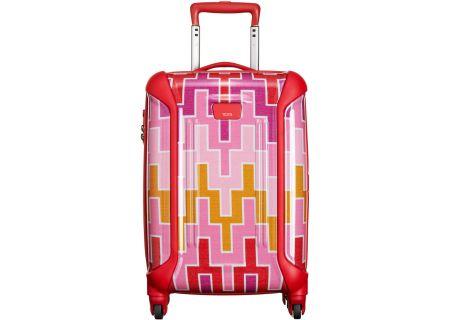 Tumi - 28020 PINK CHEVRON - Carry-On Luggage